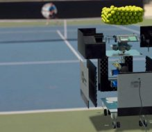 Finding the right Tennis Ball Machine