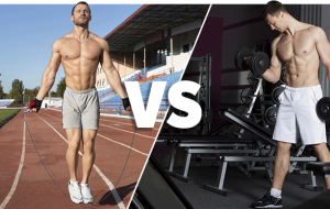 Cardio vs. Weights: Which Should Come First